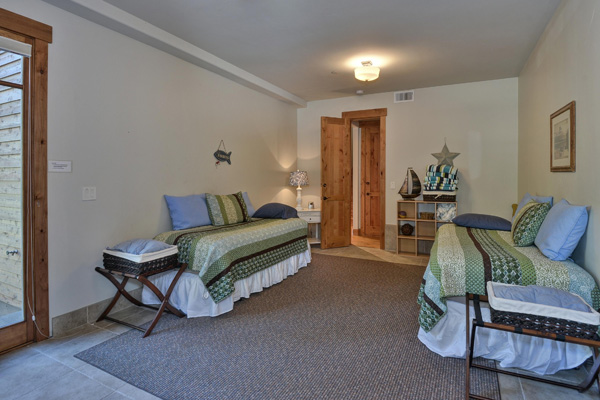 Tahoe Vacation Rentals - Lake Front House - Bedroom 4