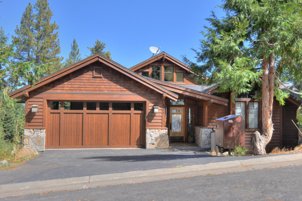 Tahoe Vacation Rentals - Lake Front House - Front of House